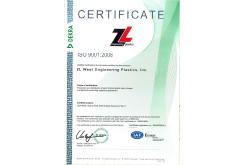 ZL West ISO Certification